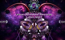 Urban Antidote Label Night