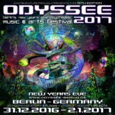 Odyssee NYE with TerraTech, Serena, Amazon, Antonymous @ Berlin.