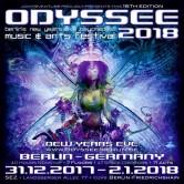 TerraTech @ Odyssee Nye Arts & Music Festival, Berlin
