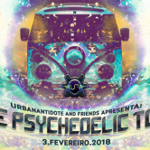 Urban Antidote Presents: The Psychedelic Tour II