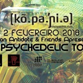 Urban Antidote Presents: The Psychedelic Tour I