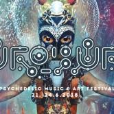 Hotep :: Khaos Sektor :: Ejczka @ Ufo Bufo Festival 2018, Czech Republic