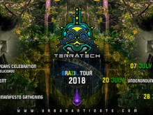 TERRATECH Brazil Tour June/July 2018