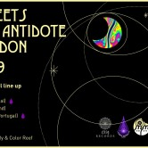 Urban Antidote Night in London with Aurokarya, Spectral Viewer, Audiact and Serena.