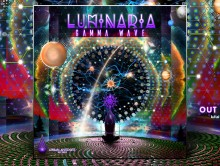 "Luminaria – Gamma Wave EP ""Out Now"""