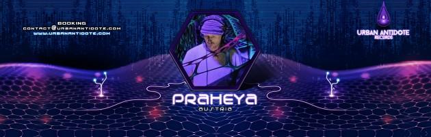 Praheya joins Urban Antidote!